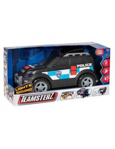 Masina de politie cu lumini si sunet Police 4x4