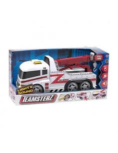 Masina de tractare cu lumini si sunete Tow Truck