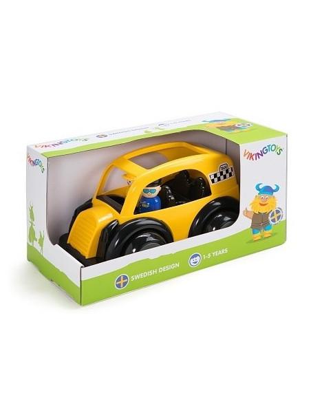 Masina Taxi cu 2 figurine