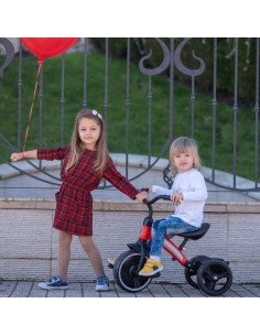 Tricicleta pentru copii, Dallas, Black