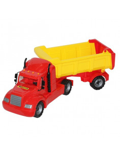 Camion Mike Wader Cu Semiremorca, 66 Cm