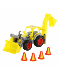 Excavator Construck Wader Cu Incarcator, 38 Cm