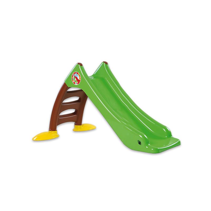 Tobogan de gradina pentru copii Dohany Slide, 120 cm, Albastru