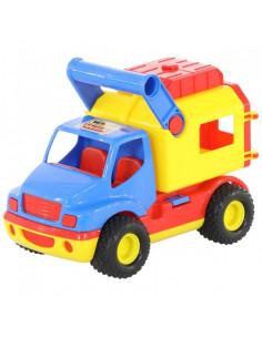 Camion Construck Wader Cu Duba, 24 Cm