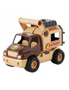 Camion Wader Safari Cu Duba, 24 Cm