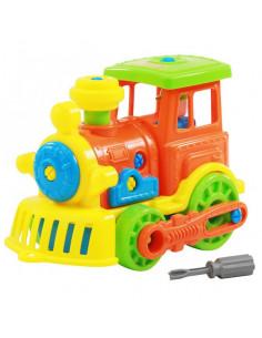 Locomotiva Demontabila, 28 Cm