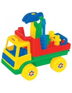 Camion Cavallino Cu Unelte, 26 Cm