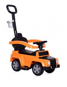 Masinuta de teren, X-Treme, maner parental, Orange