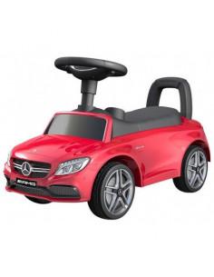 Vehicul pentru copii Mercedes Rosu