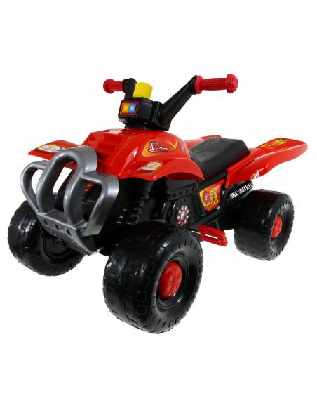 Quad cu pedale Red Fire