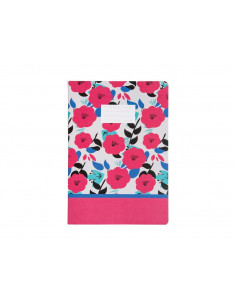 Caiet Ancor B'log Flowers A5, 48 file, Matematica