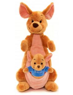 Mascota de plus Kanga