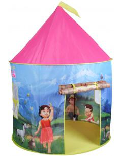 Cort de joaca pentru copii Heidi Castel