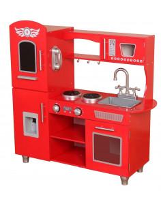 Bucatarie pentru copii Supreme Red