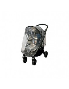 Baby Design folie protectie ploaie pentru carucior Smart