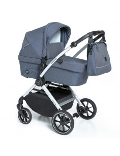 Baby Design Smooth carucior multifunctional 2 in 1 - 03 Navy