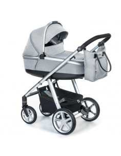 Espiro Next Melange carucior multifunctional 2 in 1 - 07 Gray