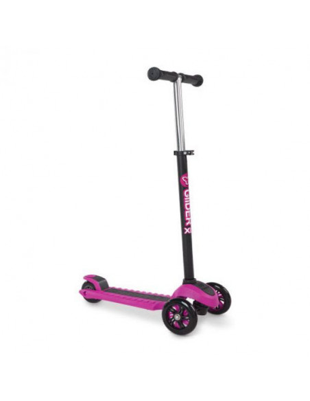 Y Volution Glider XL pink - roller