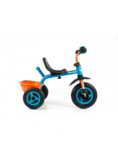 Tricicleta copii Turbo blue-orange