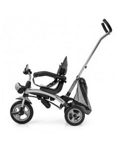 Tricicleta cu scaun reversibil City Red