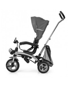 Tricicleta cu scaun reversibil City Green