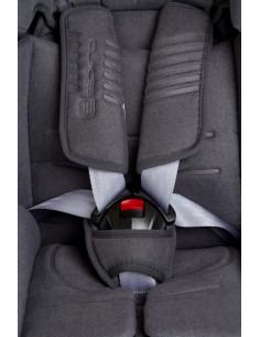 Espiro Beta scaun auto cu isofix 9-36 kg - 17 Graphite 2019