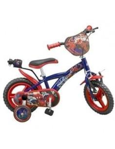 Bicicleta Spiderman, 12 inch