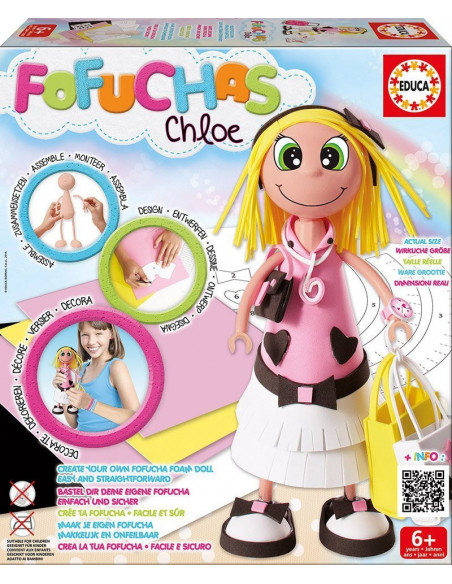 Papusa Fofuchas Chloe