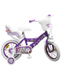 Bicicleta  Sofia the First, 14 inch