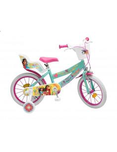 Bicicleta Elena de Avalor, 16 inch
