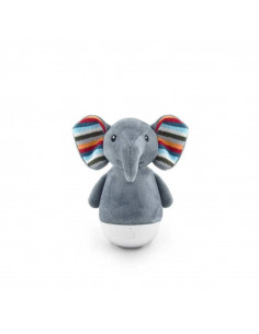 Lampa de veghe multicolora Hopa Mitica Elefantul Elli