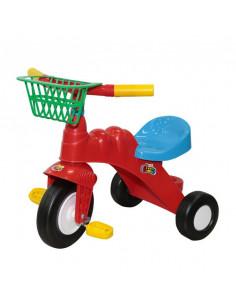 Tricicleta cu Cos Bambino Coloma Polesie, 57 x 42 x 49 Cm