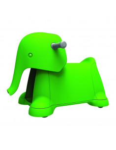 Jucarie cu Roti Yetizoo Elefant Verde