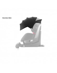 Parasolar Scaun Auto Zero.1 Racing Red