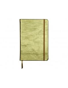 Notebook cu copertă tare din piele Cuirise, A5, Clairefontaine