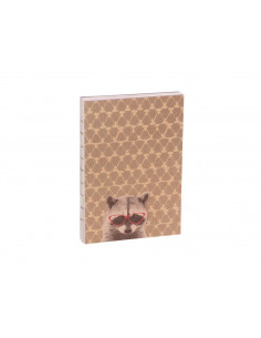 Notebook cusut Funny Company, A5, Clairefontaine, Velin