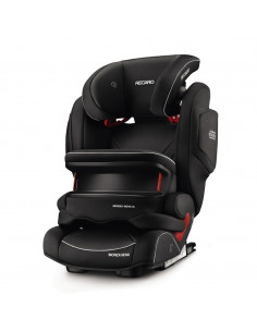 Scaun Auto Copii cu Isofix Monza Nova IS Performance Black