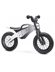 Bicicleta fara pedale Toyz ENDURO Grey