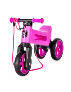 Bicicleta fara pedale Funny Wheels Rider SuperSport 2 in 1