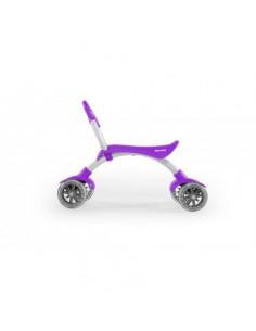 Masinuta copii Orion Flash violet cu roti luminoase