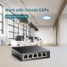 SWITCH PoE TP-LINK 5 porturi 10/100Mbps (4 PoE), IEEE 802.3af