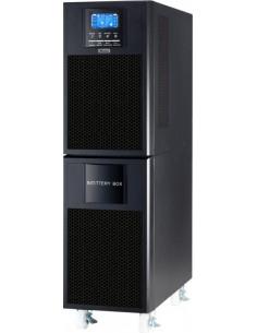 UPS MUSTEK Online cu Sinusoida Pura, tower, 6000VA/ 6000W, AVR