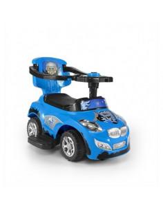 Masinuta copii 3 in 1 Happy Blue