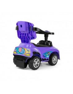 Masinuta copii 3 in 1 HAPPY violet