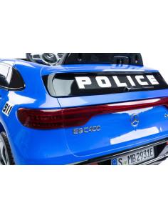 Masinuta electrica cu telecomanda Toyz MERCEDES-BENZ EQC POLICE