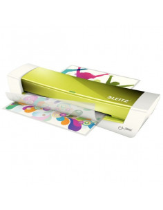 Laminator Leitz Ilam Home Office, A4, Verde