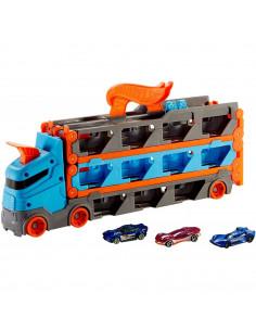 Camion si pista de masinute Hot Wheels by Mattel Speedway