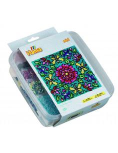 FLORI - 10500 margele HAMA MINI in cutie de plastic