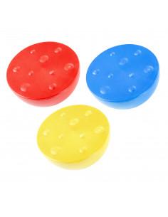Semisfere de echilibru set de 6 bucati