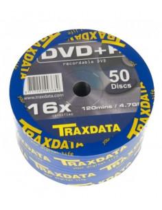 DVD-R TRAXDATA, 4.7 GB, 16X, 50 buc